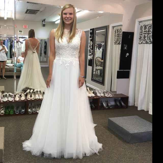 Your Wedding Dress: Show & Tell! - 1
