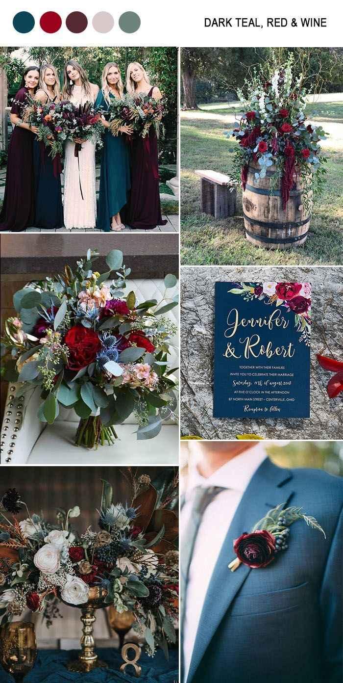 December wedding - 2