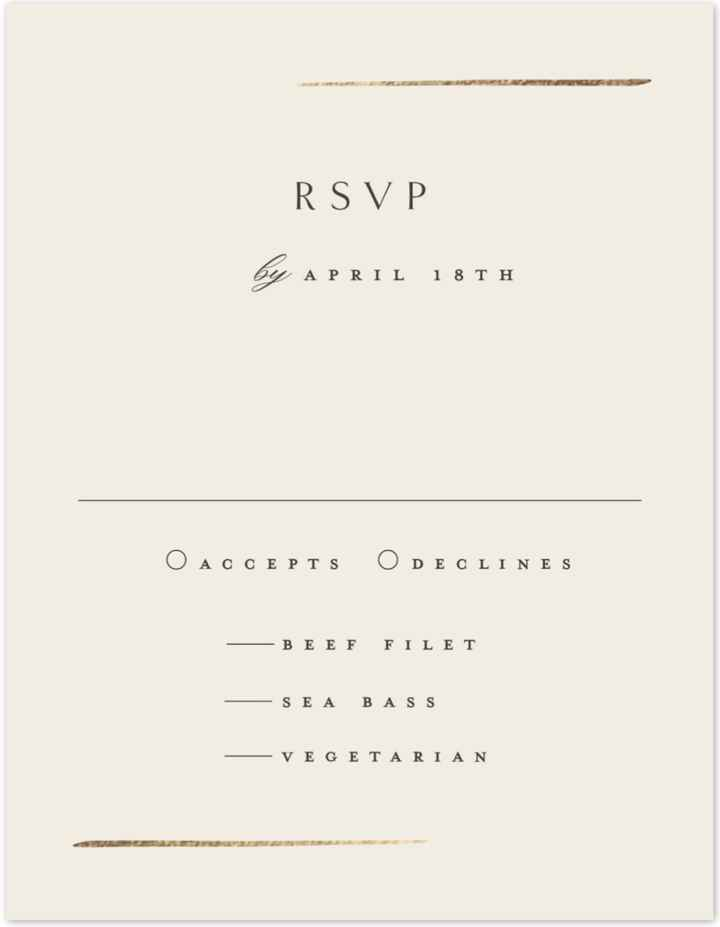 Wedding invitations looking for inspiration - 2