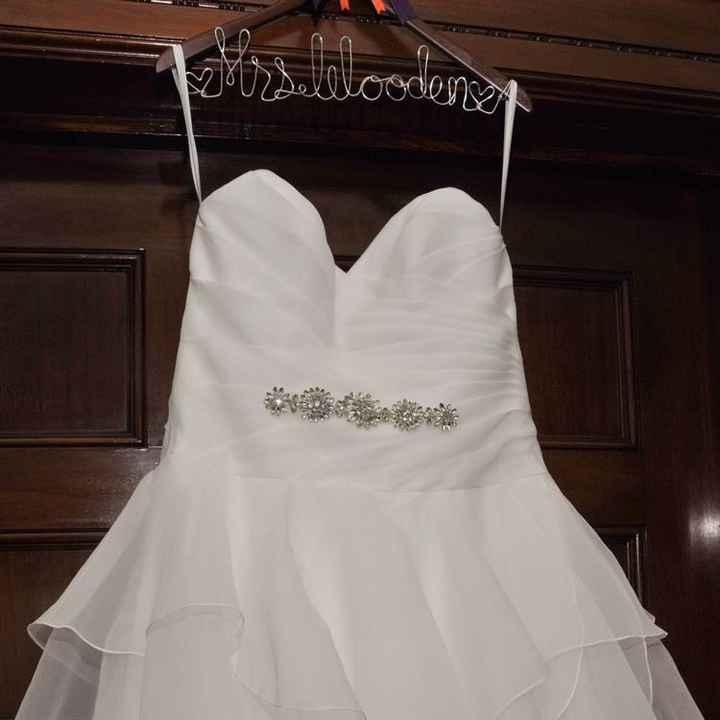Show me your bridal belt/sash