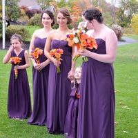Show me your bridesmaids dresses