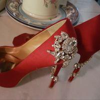 Badgley Mischka Wedding Shoes - Painful?! - 1