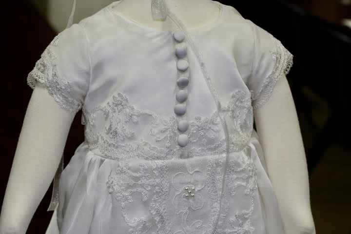 Not MY mom's wedding dress PART TWO!