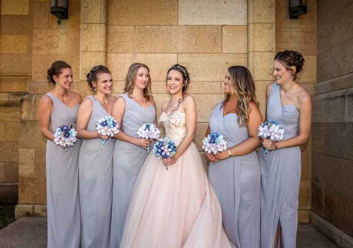 Bridesmaid Dresses - Dye Lots