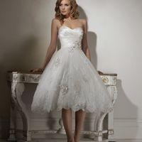 Second Dress or No Second Dress? - 1