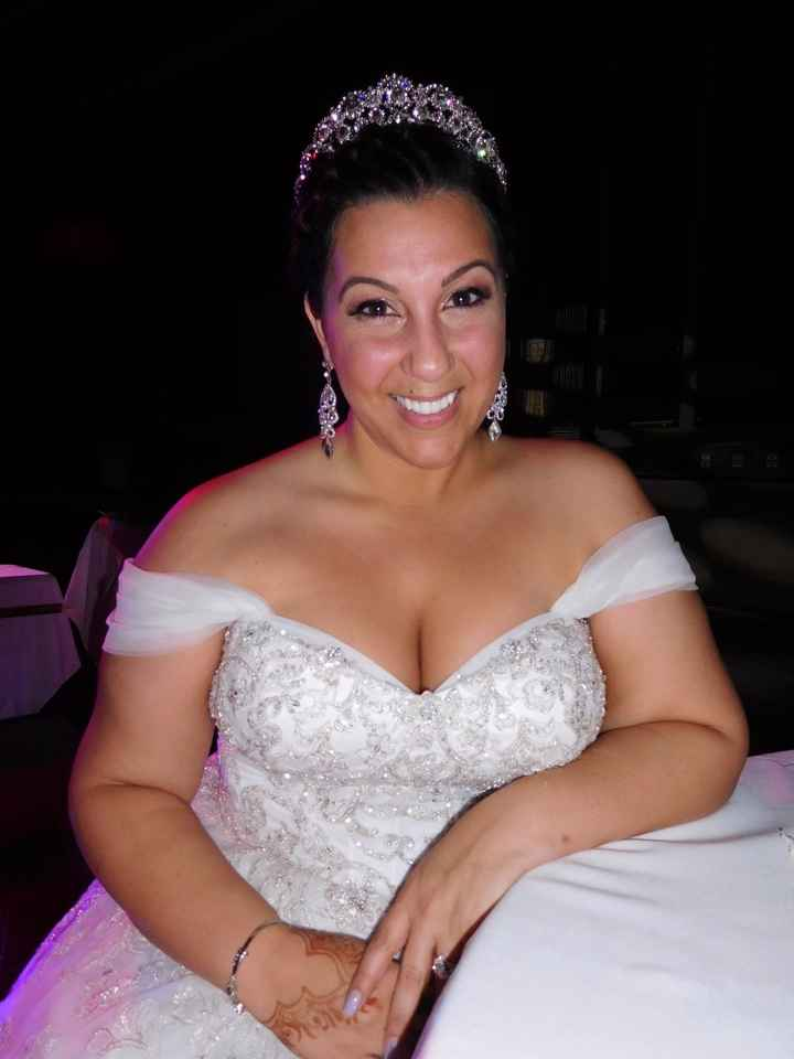 Bridal tiaras/crowns....are coming back??? How do i wear them?? - 1