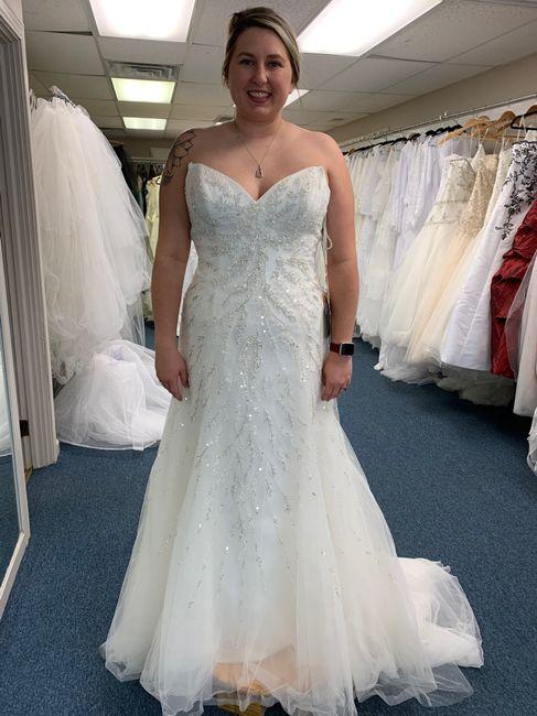 Reasonable Price for Wedding Dress? 1