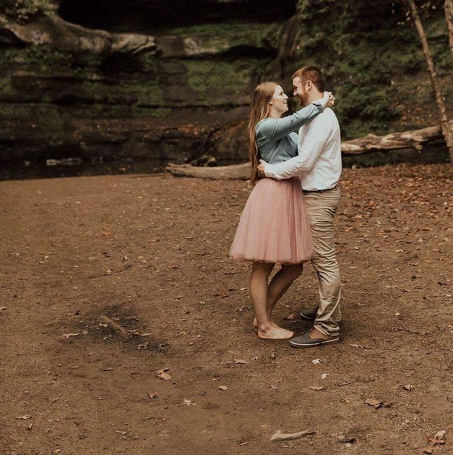 Dresses for engagement photoshoot 15