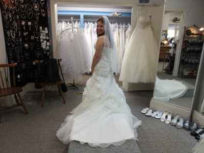 Lets see your dress!!