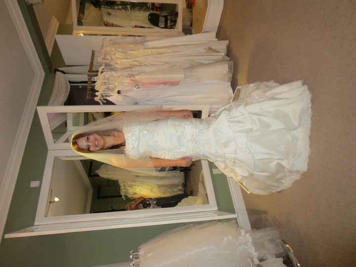 Wedding dress FAILS!!! who is brave enough
