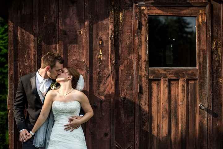 BAM - Finally a Mrs. and looooooove my pro pics!