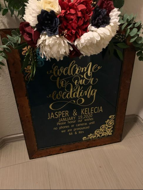 Wedding Welcome Signs 4