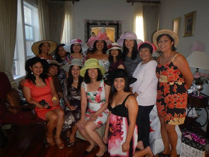 Late Post My Derby Days Bridal Shower Pics Weddings Planning