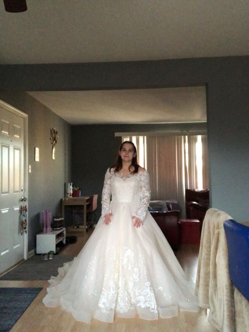 Show off your dresses! 11