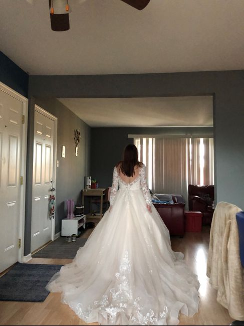 Show off your dresses! 12