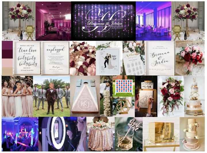 Wedding Inspo Board