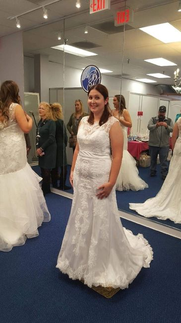 Mermaid/trumpet wedding gowns! 7