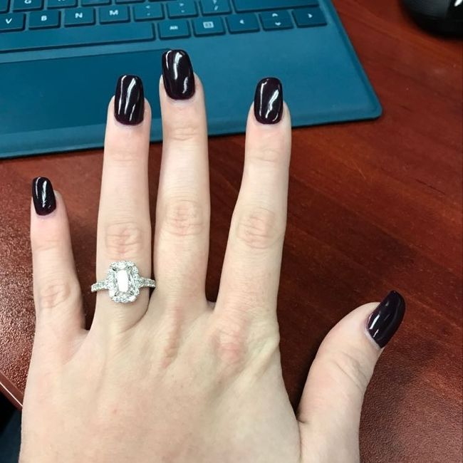 ... my nails are stronger than ever. They used to break constantly and now  they can stand up to a lot more, especially if I accidentally break off a  chunk ... - Nail Advice/What's This Nexgen Thing? Weddings, Wedding Attire