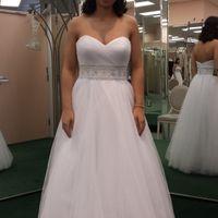 Short brides - show me your dresses!