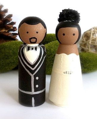 African American Cake Toppers? | Weddings, Etiquette and Advice ...