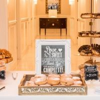 Donut / Favor Display