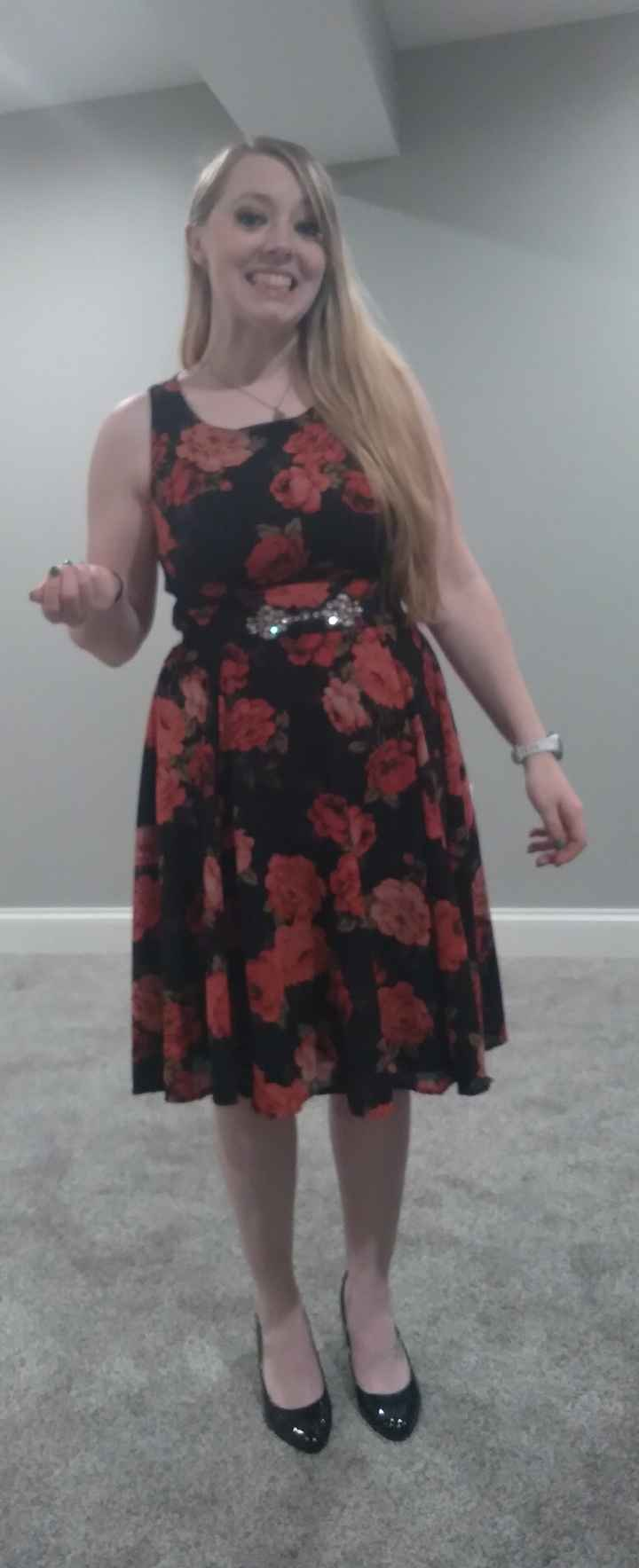 Outfit for bridal shower - 1