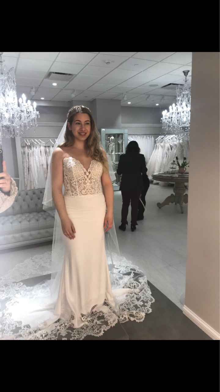 Did you say yes to the dress? - 2