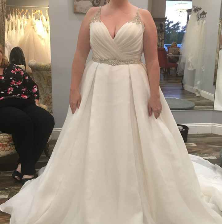 Dress regret?