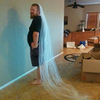 Let me see your veil
