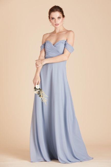 Bridesmaids color– help me choose! 1