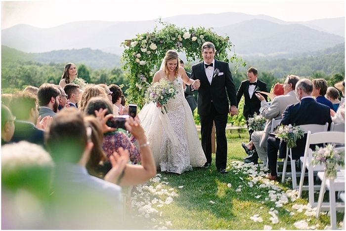 Let's see where you're getting married! Show off your wedding venue!! 18
