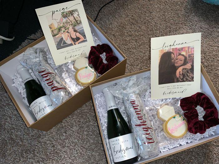 Bridesmaid Proposal Boxes! 3