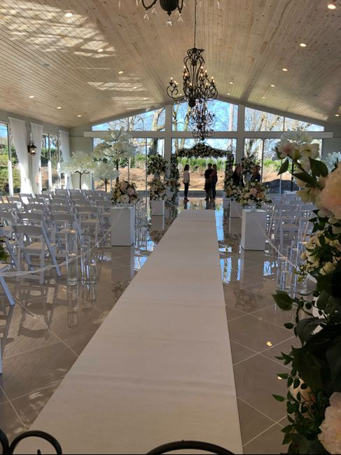 Where are you getting married? Post a picture of your venue! 20