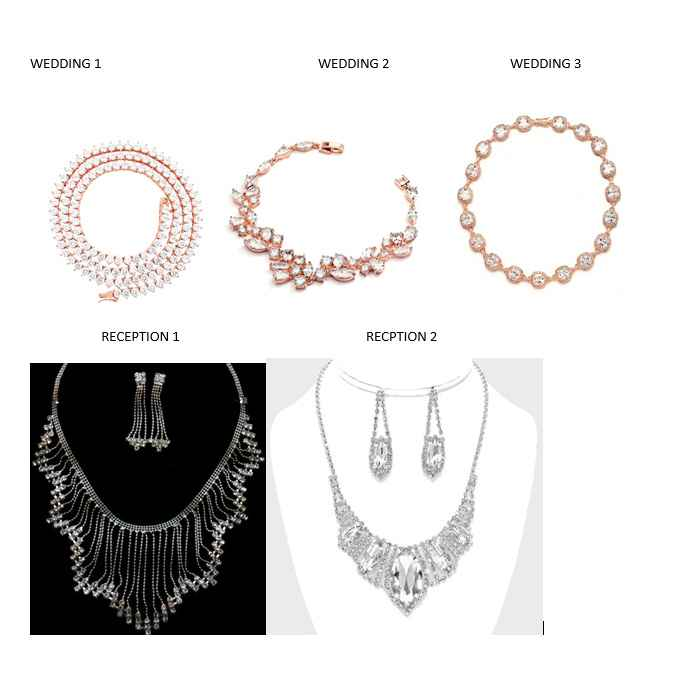 Jewelry Choices