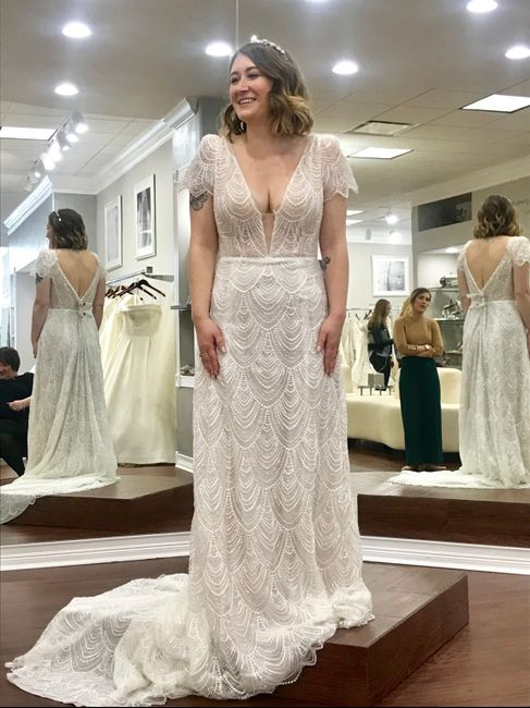 i said yes to the dress! 4