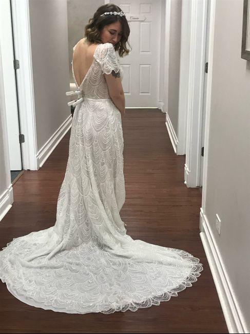 i said yes to the dress! 5