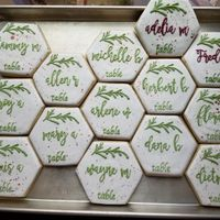 Cookie place cards! - 3