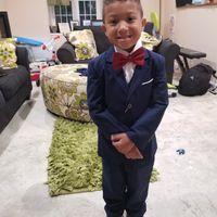 My son's suit 😁 - 1