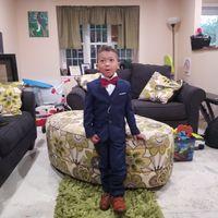 My son's suit 😁 - 2