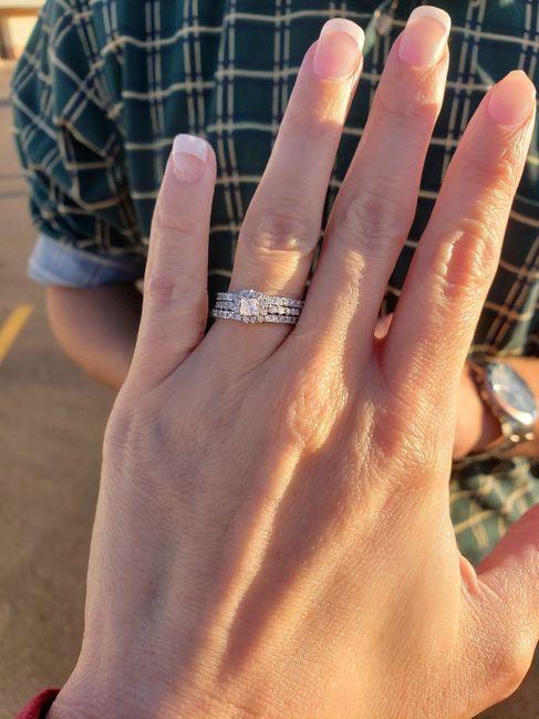 Wedding band help 😩 7