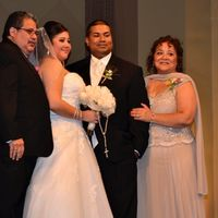 Back and Married!! *Pics included*