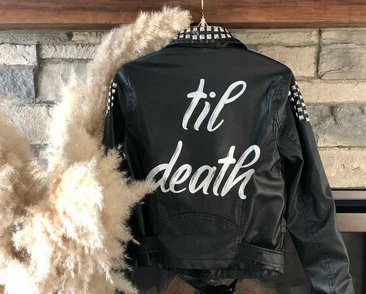 Custom Leather or Denim Jacket! - 1