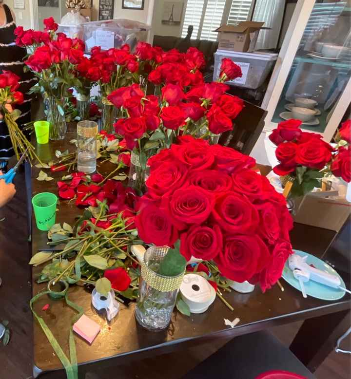 Red roses from Sams club and Costco has anyone use them lately? Would you recommend? - 1