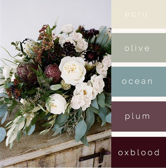 Spring Weddings!!  What are your wedding colors? 3