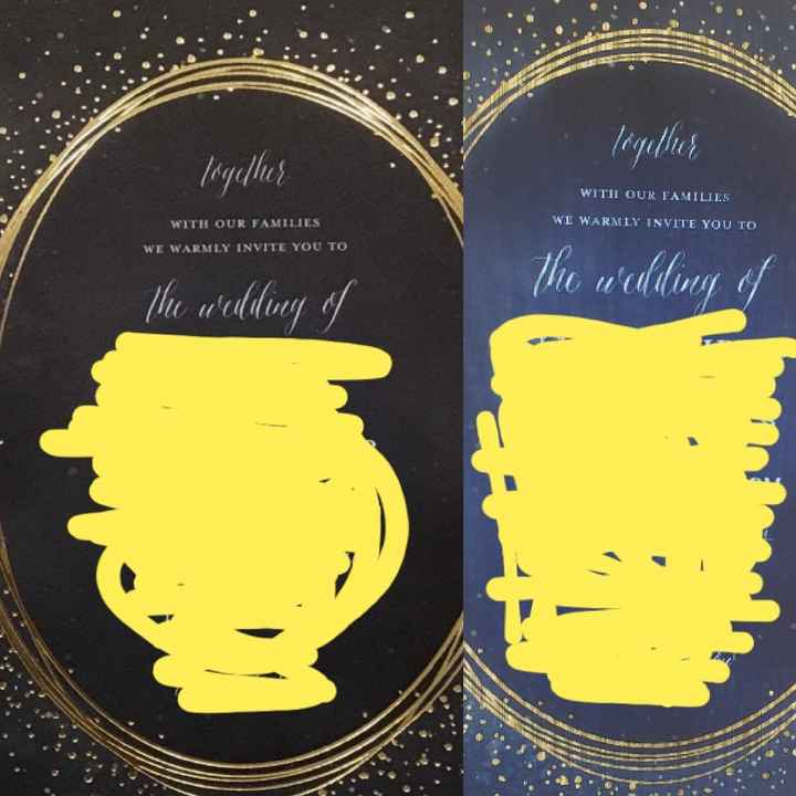 Shutterfly Can't Print My Invitations in the Right Color! - 1