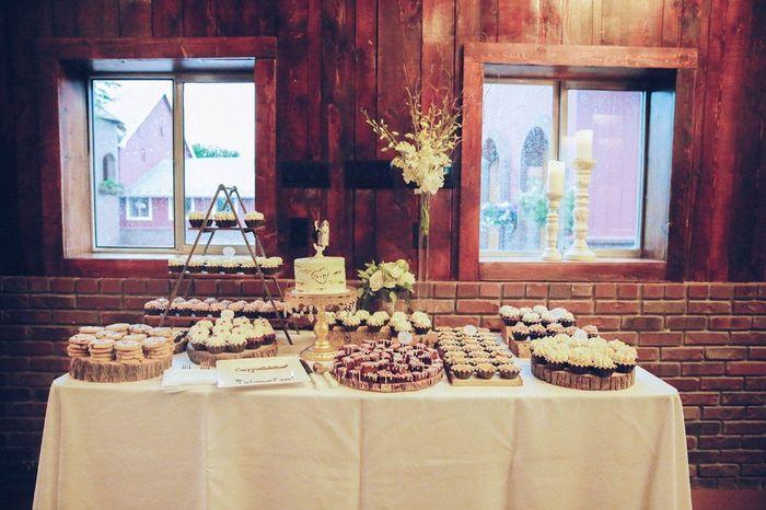 Dessert Table 8