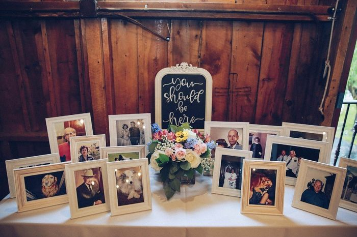 How much did you spend on flowers for your wedding? 3