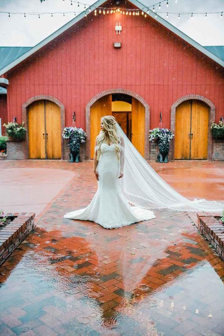 Chapel-length veil - 1