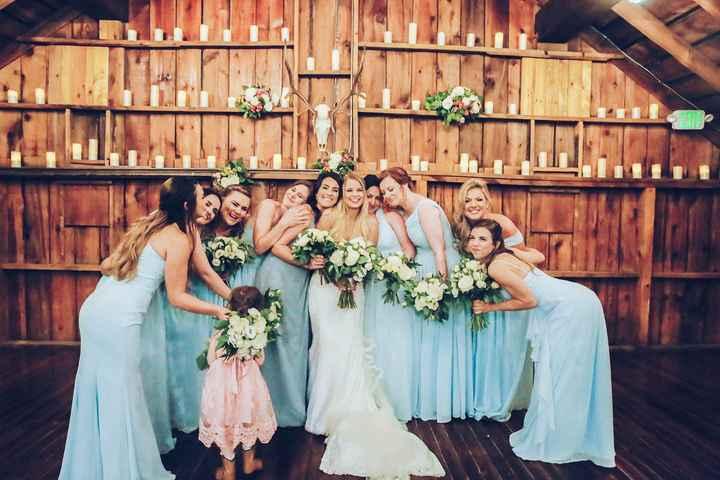Bridesmaid Dresses - Azazie or Db? - 1