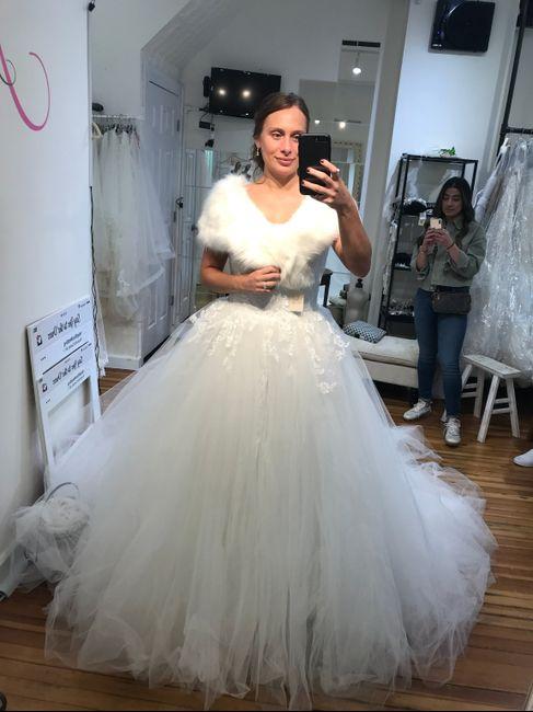 My dress has arrived - 3